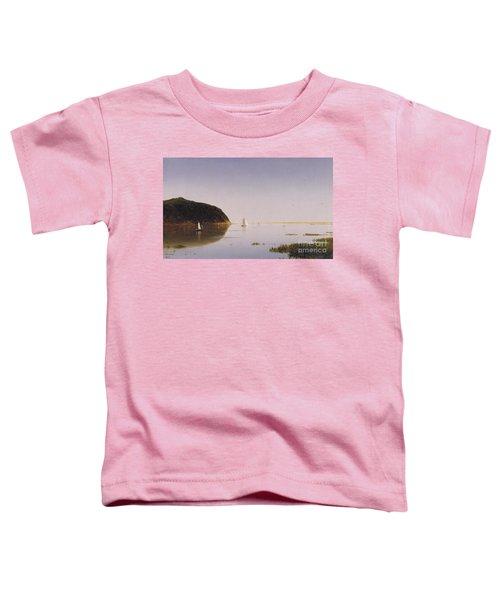 Shrewsbury River - New Jersey Toddler T-Shirt