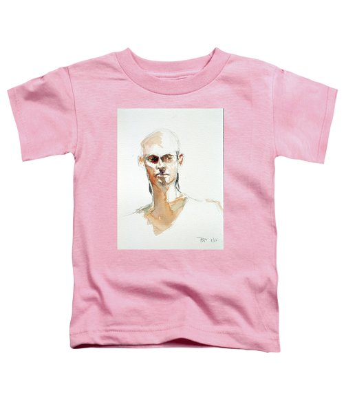 Side Glance Toddler T-Shirt