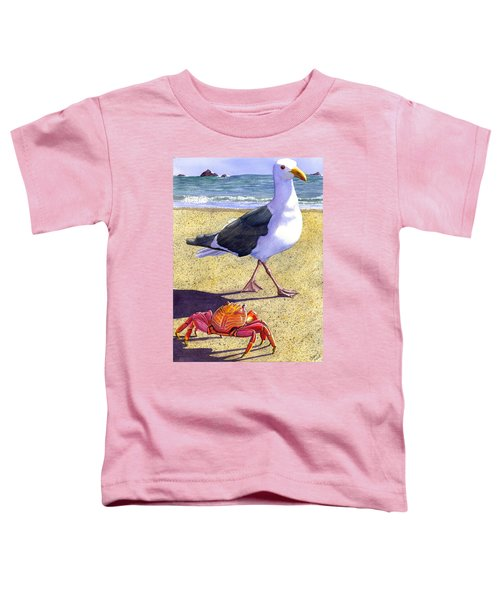 Side Stepping Toddler T-Shirt