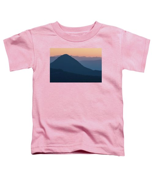 Silhouettes At Sunset, No. 2 Toddler T-Shirt