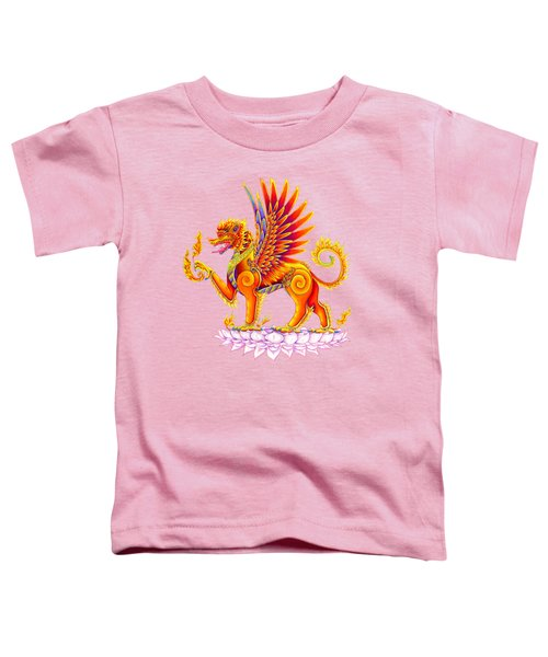 Singha Winged Lion Toddler T-Shirt