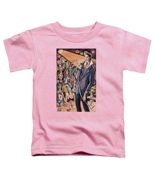 Singing Standards Toddler T-Shirt