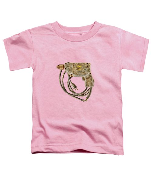Sioux Drill Motor 1/4 Inch Toddler T-Shirt