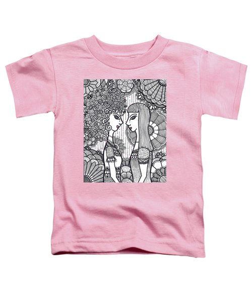 Sisters - Ink Toddler T-Shirt