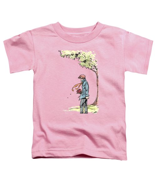 The Site Visitor Toddler T-Shirt