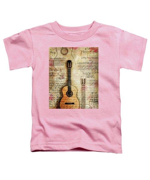 Six String Sages Toddler T-Shirt
