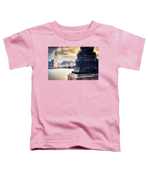 Skies Over London Toddler T-Shirt