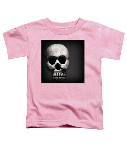 Skull Toddler T-Shirt