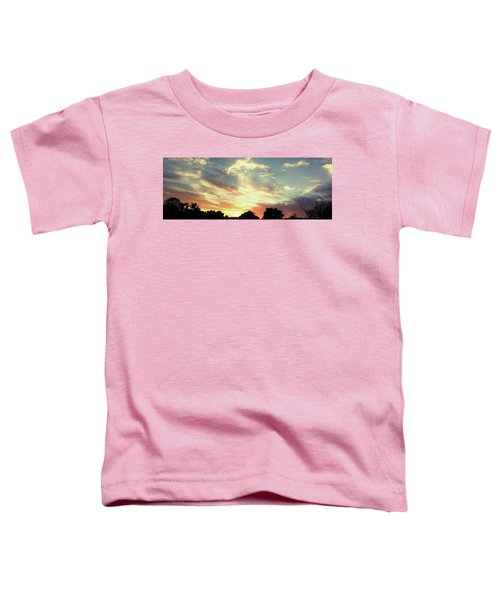 Skyscape Toddler T-Shirt
