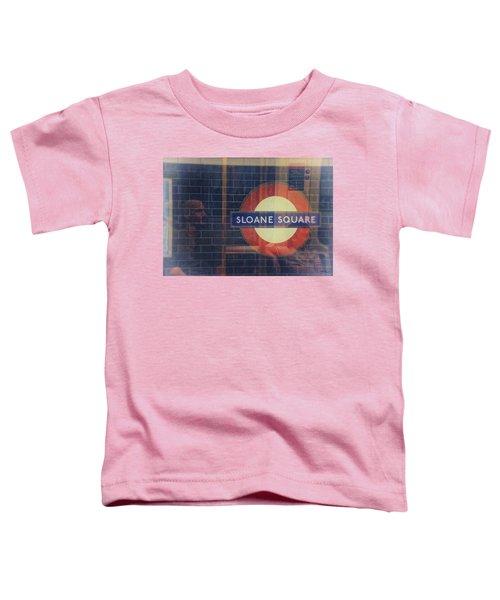 Sloane Square Portrait Toddler T-Shirt