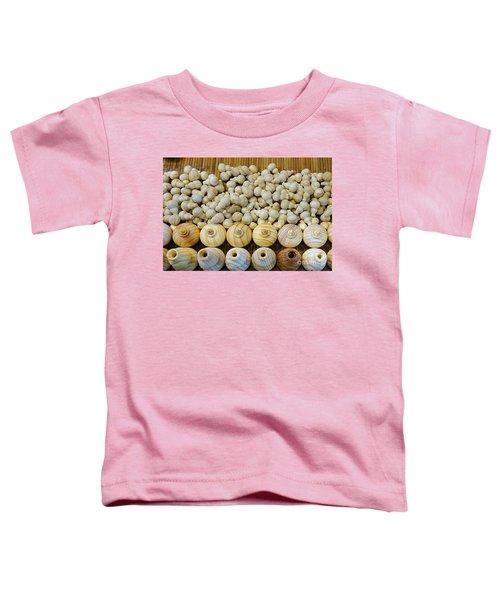 Small Wooden Flasks Toddler T-Shirt