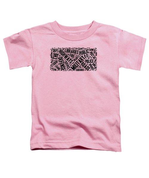 Socialism Toddler T-Shirt