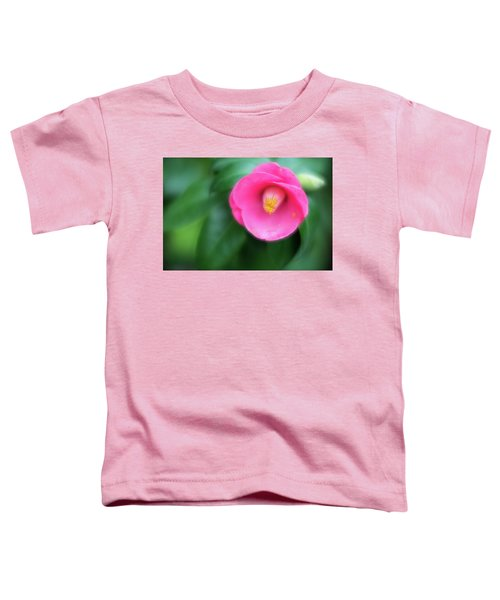 Soft Focus Flower 1 Toddler T-Shirt