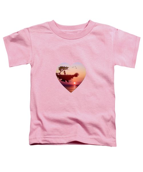 Solitary Sister Toddler T-Shirt