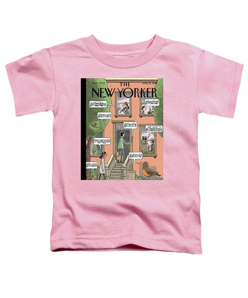 Soundtrack To Spring Toddler T-Shirt