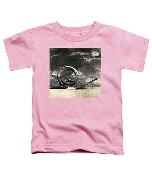 Spiral And Ball Toddler T-Shirt