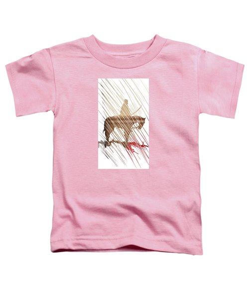 Spirit Animal . War Horse  Toddler T-Shirt