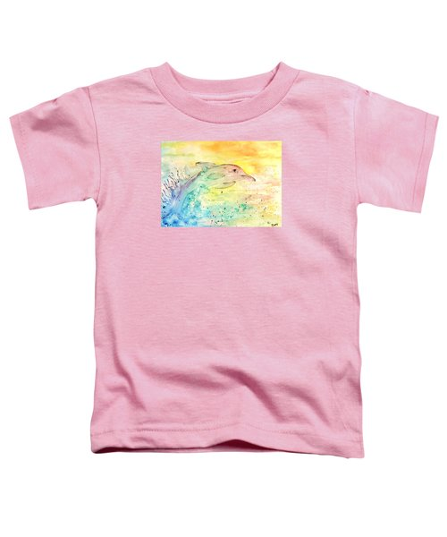Splash Toddler T-Shirt