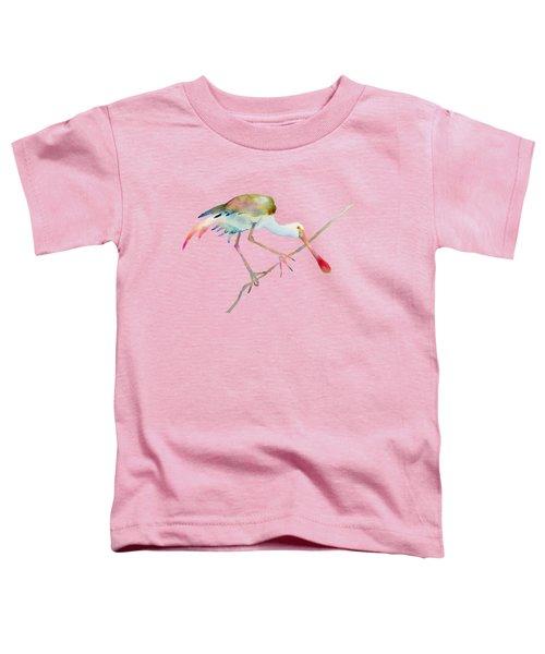 Spoonbill  Toddler T-Shirt