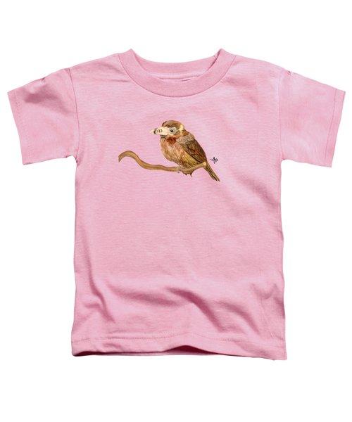 Spot-billed Toucanet Toddler T-Shirt