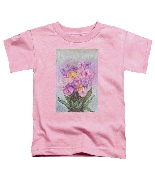 Spring Bouquet  Toddler T-Shirt