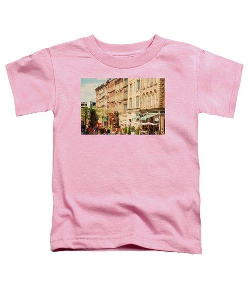 Springtime In Halifax Toddler T-Shirt