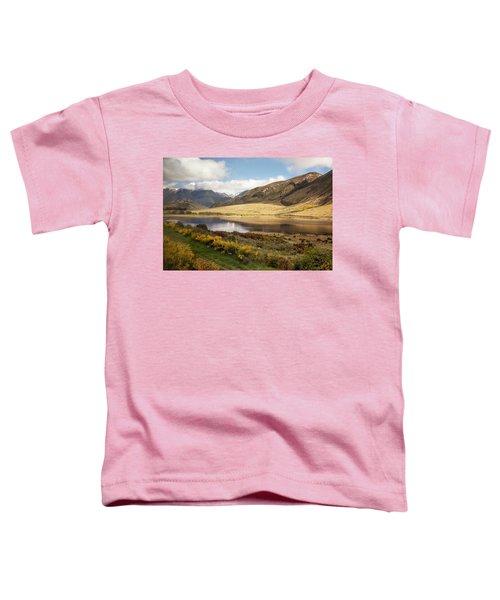 Springtime In New Zealand Toddler T-Shirt