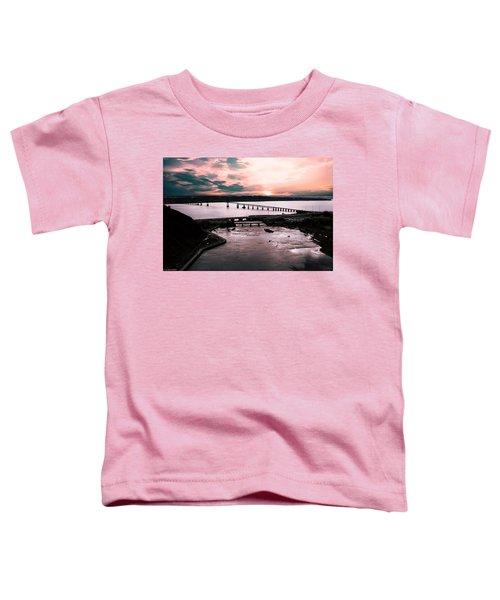 St. Lawrence Sunset Toddler T-Shirt