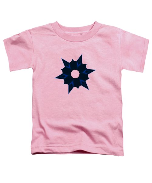 Star Record No. 3 Toddler T-Shirt by Stephanie Brock