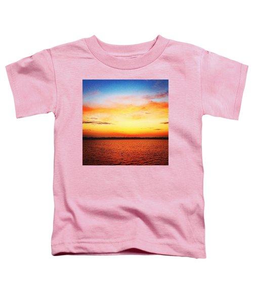 Sunset Serenade  Toddler T-Shirt