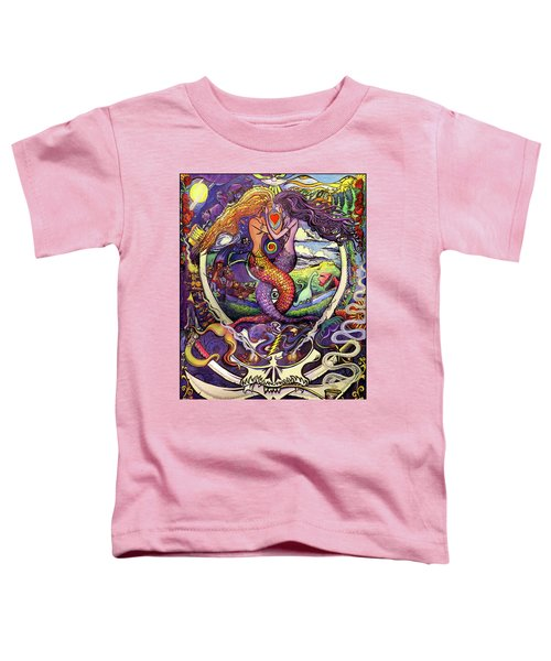 Steal Your Mermaids Toddler T-Shirt