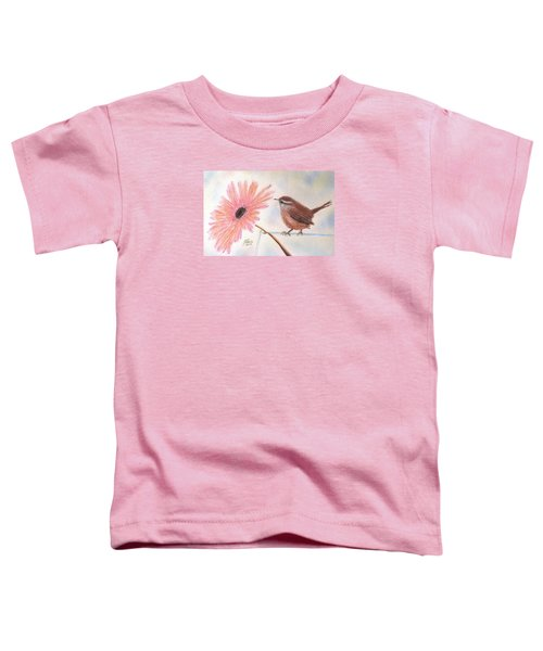 Stopping By To Say Hello Toddler T-Shirt