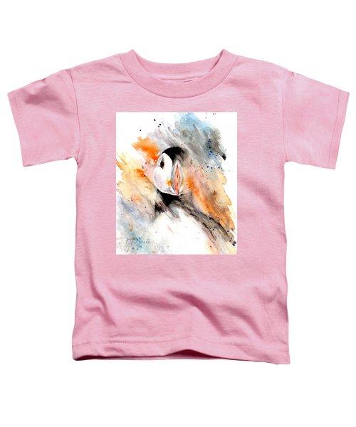 Storm Puffin Toddler T-Shirt