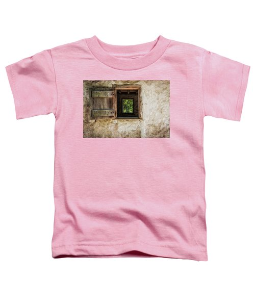 Straight Through Toddler T-Shirt