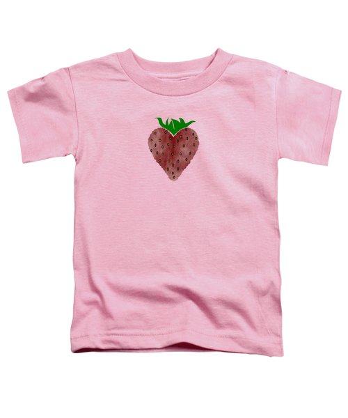 Strawberries Toddler T-Shirt by Kathleen Sartoris