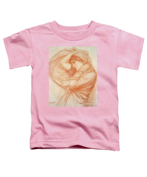 Study For Boreas Toddler T-Shirt
