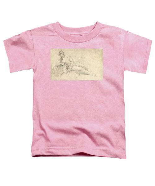 Study Of A Female Nude  Toddler T-Shirt