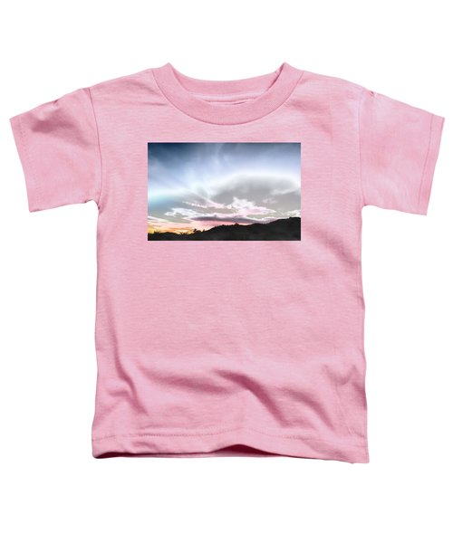 Submarine In The Sky Toddler T-Shirt