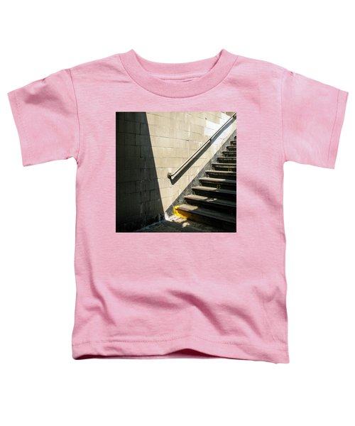 Subway Stairs Toddler T-Shirt