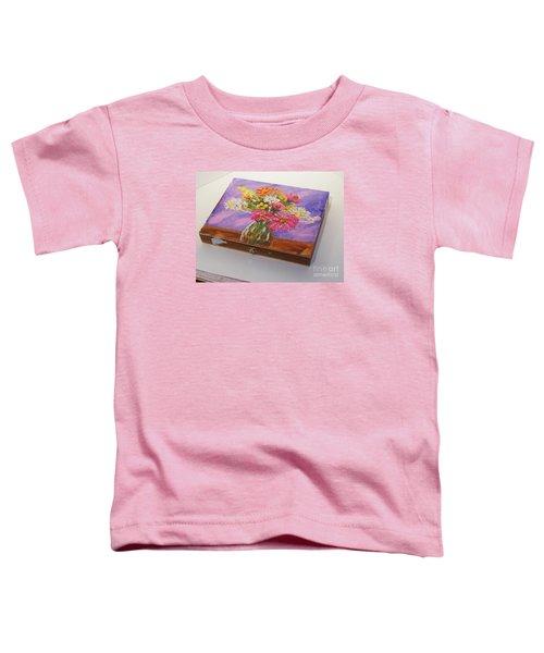 Summer Flowers Toddler T-Shirt