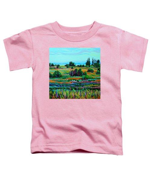 Summer Meadow Dance Toddler T-Shirt