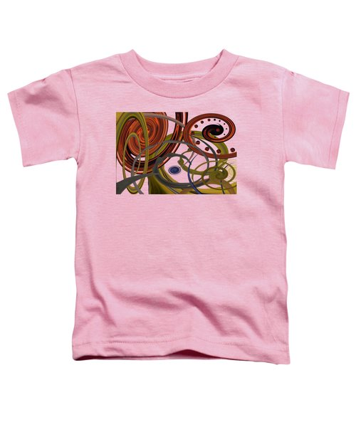 Summer Passion Toddler T-Shirt