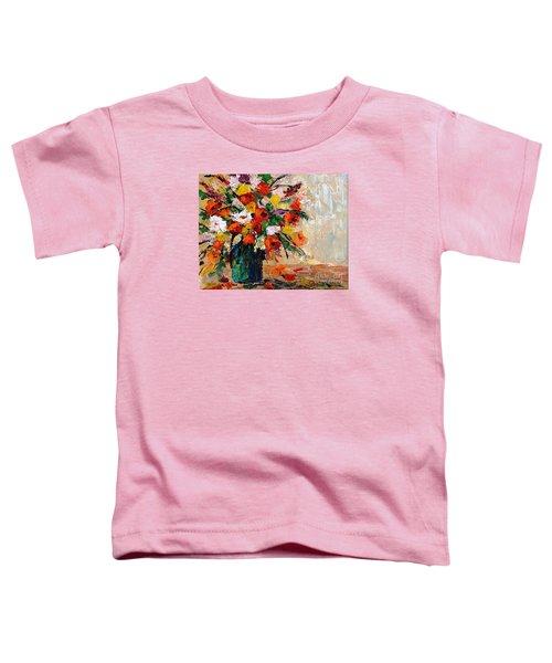 Summer's Riot Toddler T-Shirt