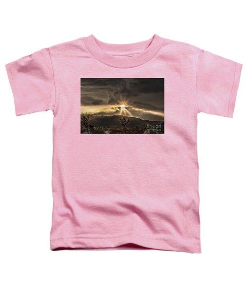 Sun Rays Toddler T-Shirt