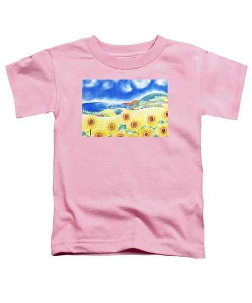 Sunflower Hills Toddler T-Shirt