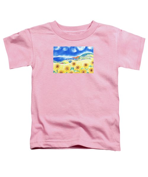 Sunflower Hills Toddler T-Shirt