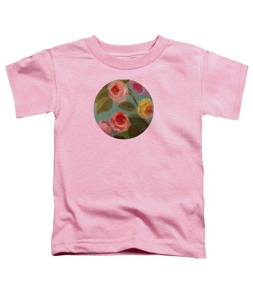 Sunlit Roses Toddler T-Shirt