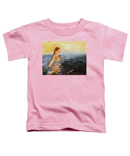 Sunrise Swim Toddler T-Shirt