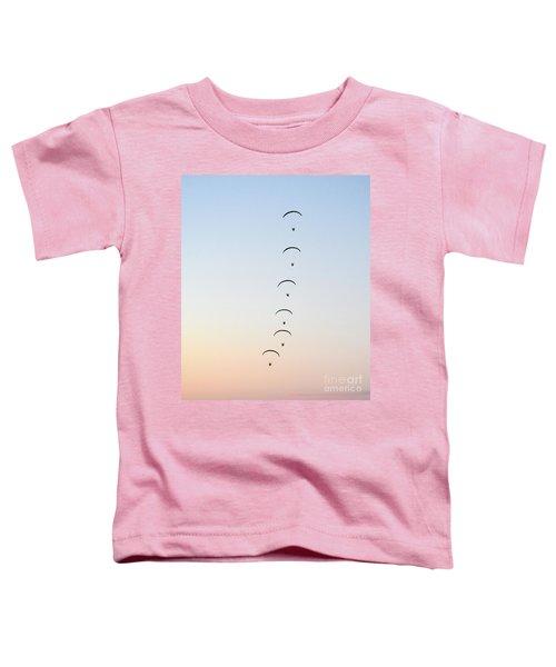 Sunset Dancing Toddler T-Shirt