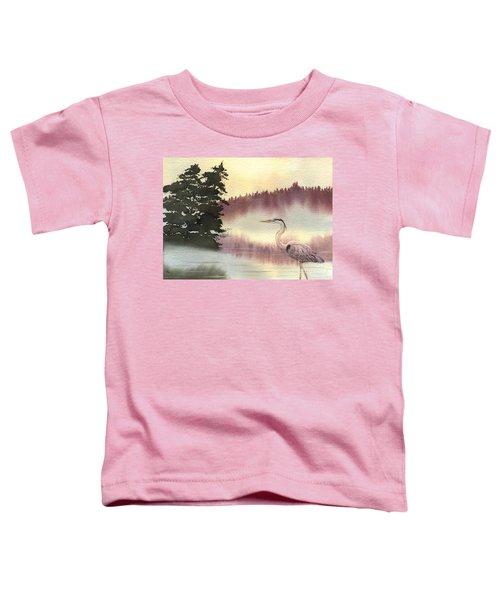 Surveyor Of The Morning Toddler T-Shirt